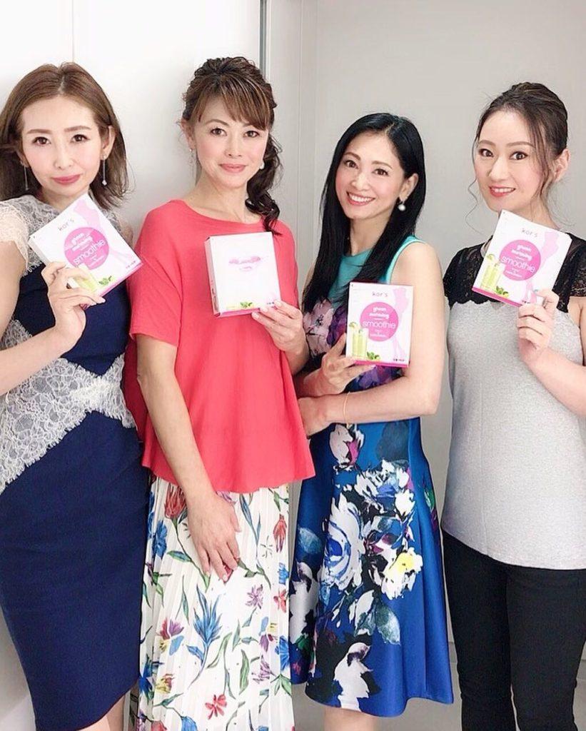 ショップチャンネル 柴田 薫プロデュース「Kor's style グリーン モーニングスムージー」