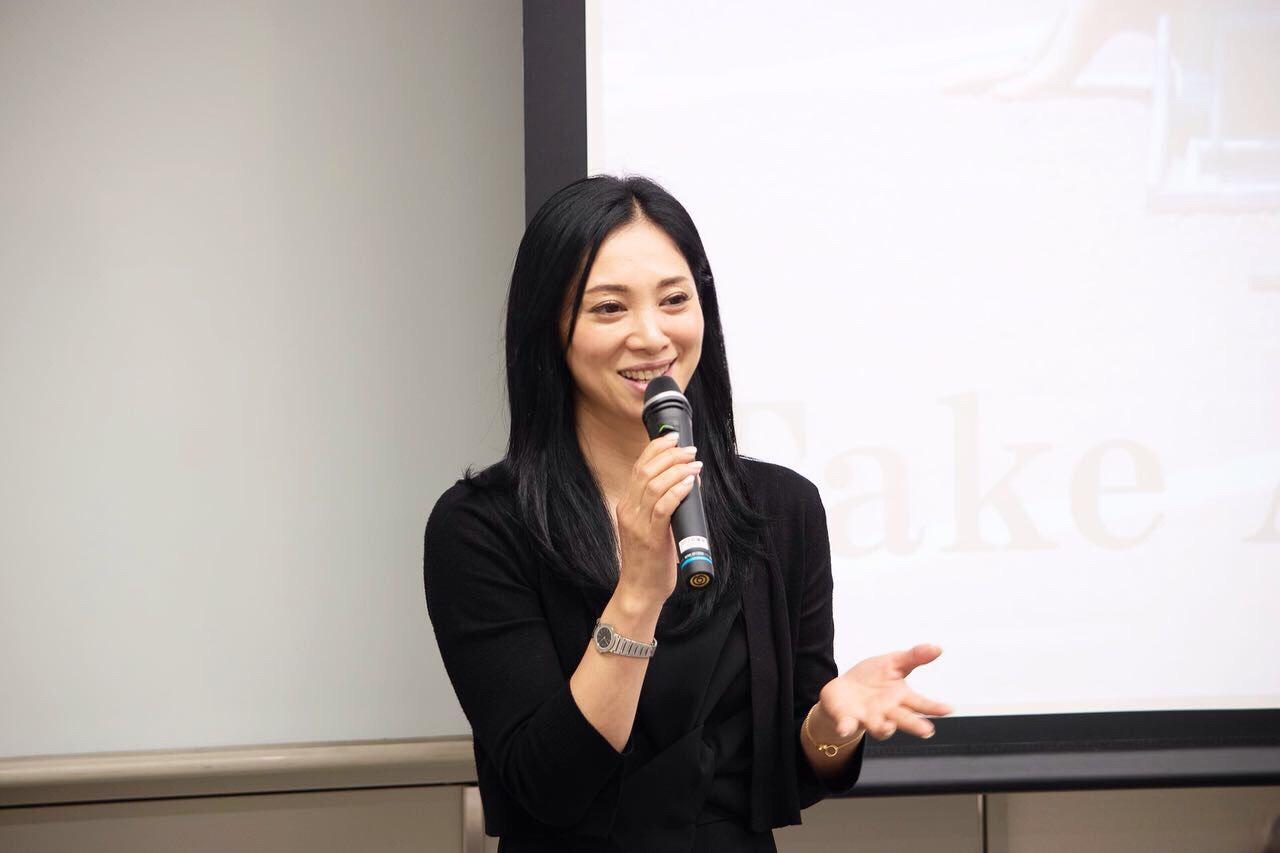 【講演】大津・女性 ビジネスプランコンテスト スタートアップカレッジ